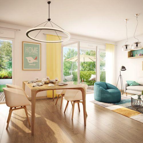 logement neuf intérieur - Mérignac