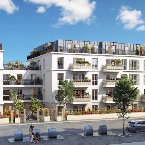 logement neuf extérieur Le 111 - ARGENTEUIL