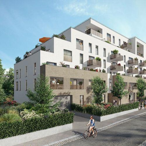 logement neuf extérieur La Promenade d'Aristide - LES PAVILLONS SOUS BOIS