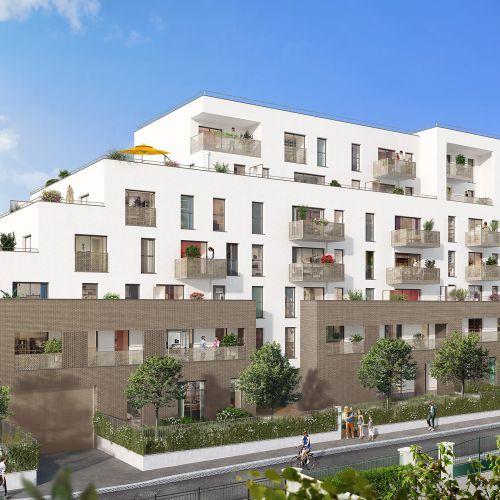 logement neuf extérieur 2 La Promenade d'Aristide - LES PAVILLONS SOUS BOIS