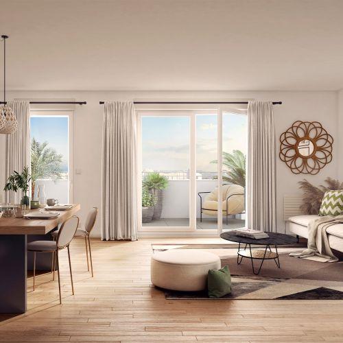 logement neuf intérieur 2 La Promenade d'Aristide - LES PAVILLONS SOUS BOIS