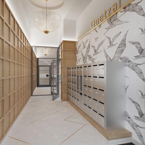 logement neuf intérieur RESIDENCE PRIVILEGES - CLICHY
