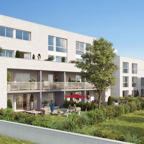 logement neuf extérieur PRELUDE - LARDENNE - TOULOUSE