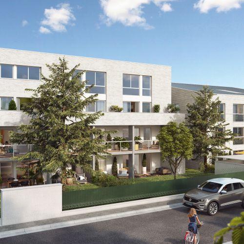 logement neuf extérieur 1 PRELUDE - LARDENNE - TOULOUSE