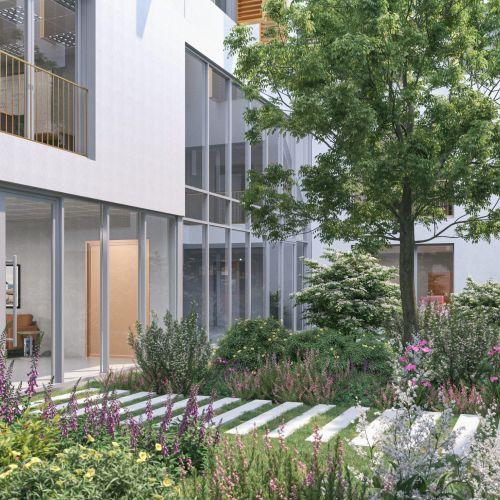 logement neuf extérieur CAMPUS MILLENIUM - MONTPELLIER