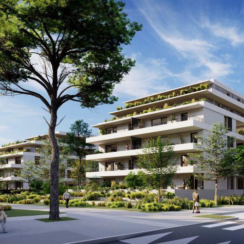logement neuf extérieur 1 Nao - Lyon