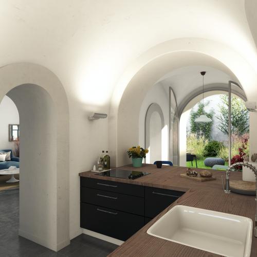logement neuf intérieur COUVENT DES RECOLLETS  - MELUN