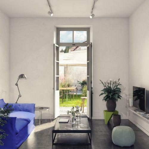 logement neuf intérieur 1 COUVENT DES RECOLLETS  - MELUN