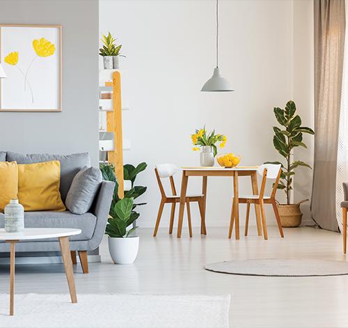 logement neuf intérieur PERSEA - NOISY LE GRAND