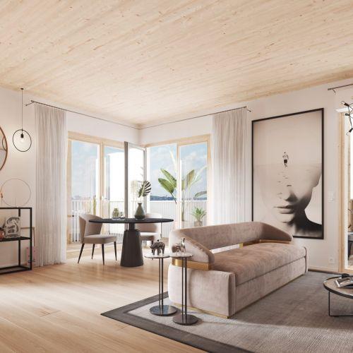logement neuf extérieur AMARANTE - BEZONS