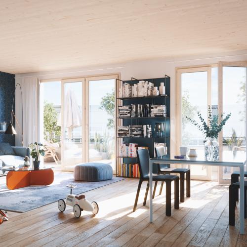 logement neuf intérieur CYDONIA - CLICHY