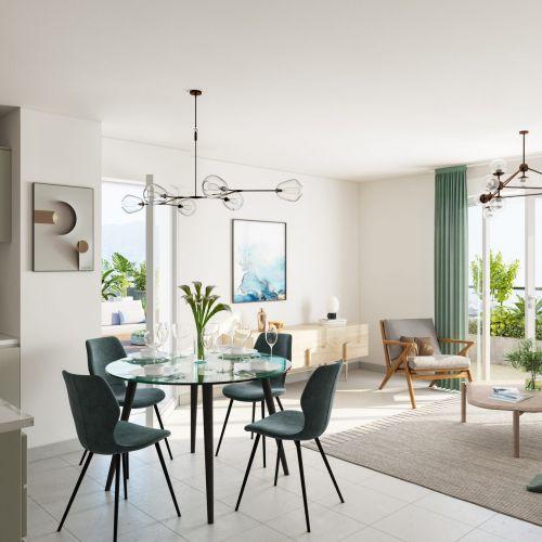 logement neuf intérieur - Auribeau-sur-Siagne