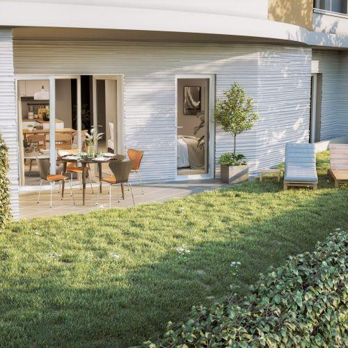 logement neuf extérieur - Auribeau-sur-Siagne