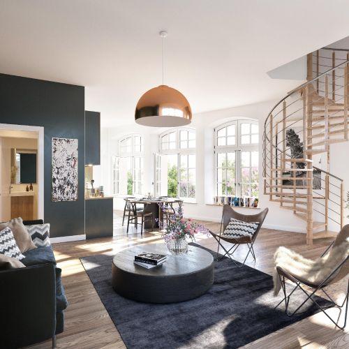 logement neuf intérieur 1 CLOS VAUVERT USINE - ANGERS