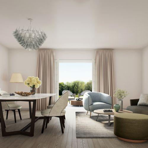 logement neuf intérieur CHATEAU DE PONTCHARTRAIN - JOUARS PONTCHARTRAIN
