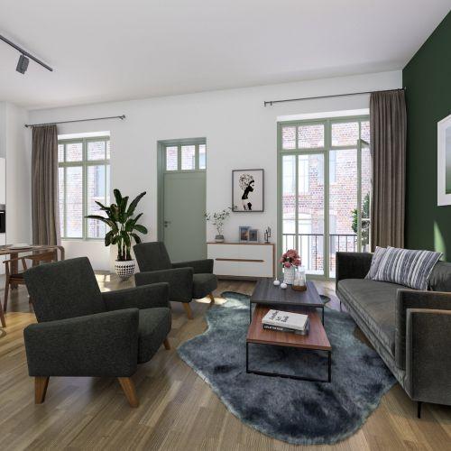 logement neuf intérieur LES PENITENTES - LILLE