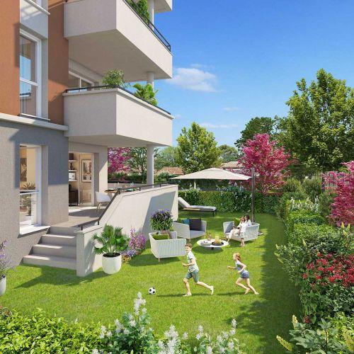 logement neuf extérieur 1 Les Terrasses de Provence - AVIGNON