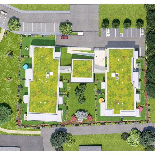 logement neuf plan ELOGE DU CHATEAU - Challes-les-Eaux
