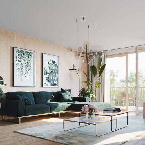 logement neuf intérieur 1 Sylva - MEUDON