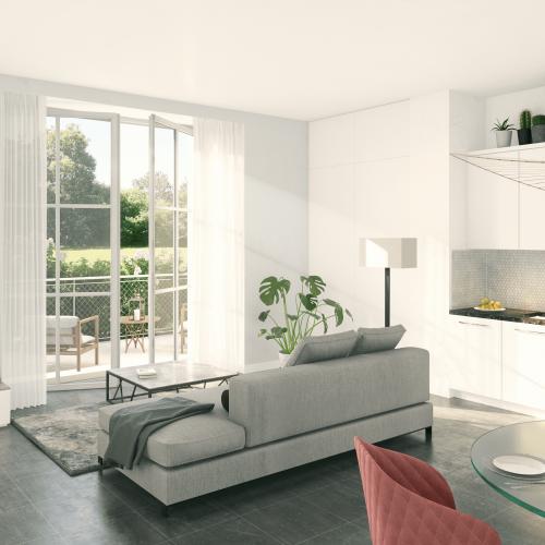 logement neuf intérieur TOUCHE MILON CHATEAU - PACE