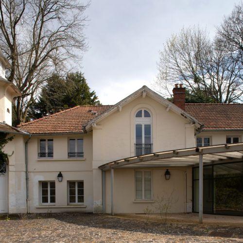 logement neuf extérieur DOMAINE GRANDCHAMP - LE PECQ