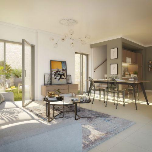logement neuf extérieur CLOS GRIVOLAS - AVIGNON