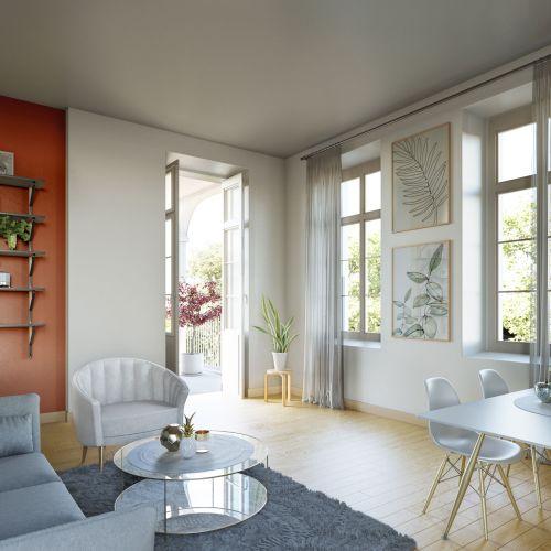 logement neuf extérieur PAVILLON VILLEMIN - LIMEIL BREVANNES