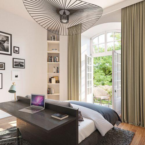 logement neuf intérieur CLOS BENEDICTINS - ANGERS
