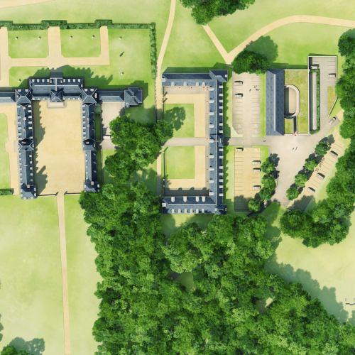 logement neuf extérieur LES COMMUNS - JOUARS PONTCHARTRAIN