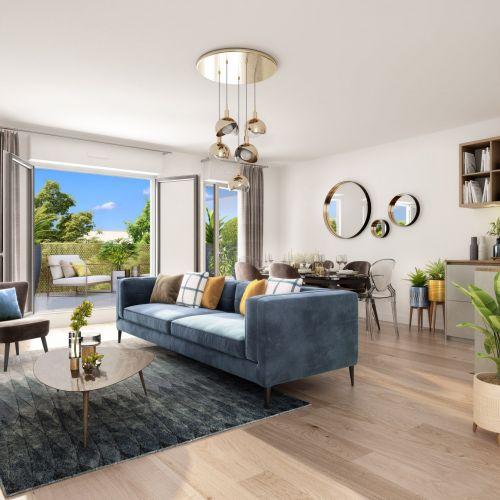logement neuf intérieur Sillage - ALFORTVILLE