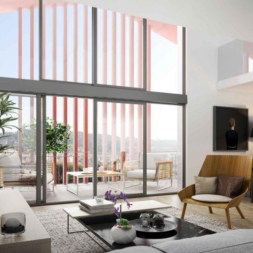 logement neuf extérieur 1 Le Domaine des Armoiries - LE BLANC MESNIL
