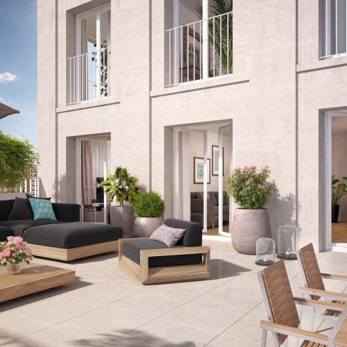 logement neuf extérieur 2 BOBIGNY COEUR DE VILLE - BOBIGNY