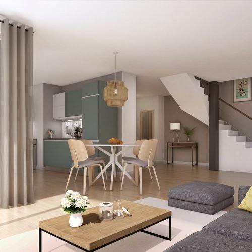 logement neuf intérieur BOBIGNY COEUR DE VILLE - BOBIGNY