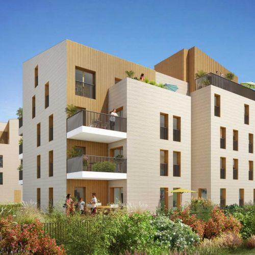 logement neuf extérieur 3 L'Accord Parfait - LE VESINET