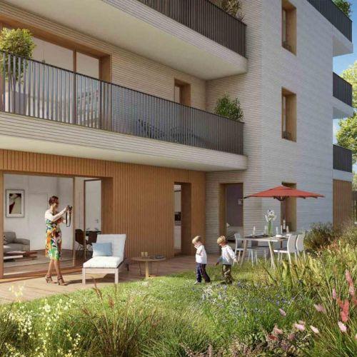 logement neuf extérieur 4 L'Accord Parfait - LE VESINET