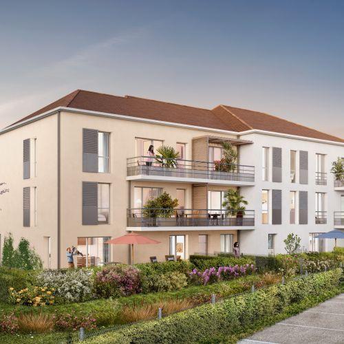 logement neuf extérieur La Roselière - ORMOY