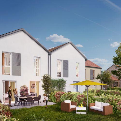 logement neuf extérieur 1 La Roselière - ORMOY