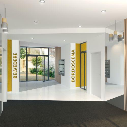 logement neuf extérieur Belvedere - BORDEAUX