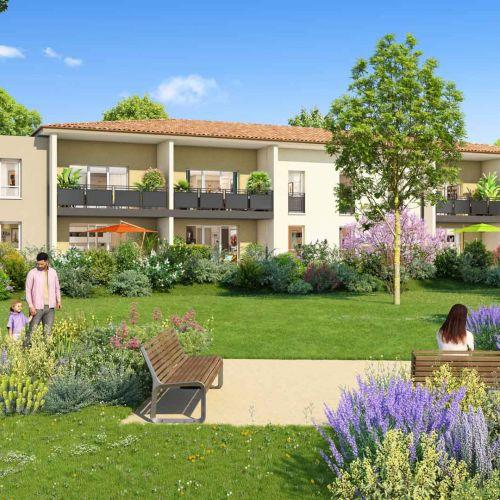 logement neuf extérieur 1 Harmonie Provence - GARDANNE