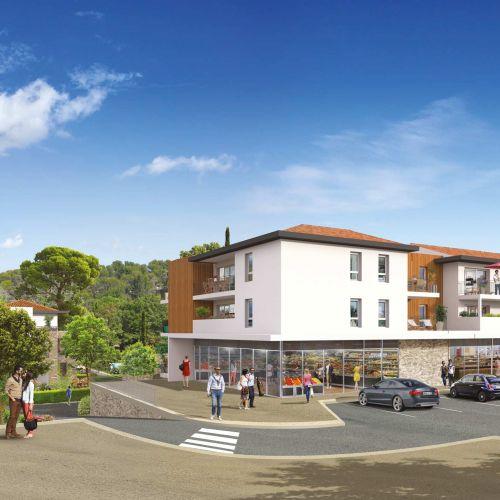 logement neuf extérieur 1 Domaine Castel Verde - VENTABREN