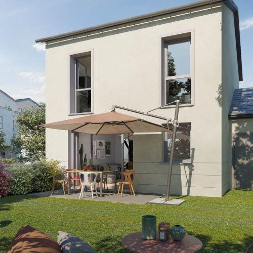 logement neuf extérieur Les Belles Allées - ERAGNY