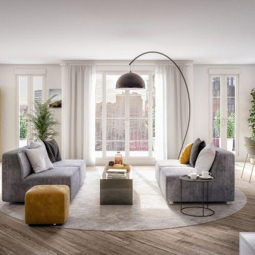 logement neuf intérieur CARRE FOCH - LA GARENNE COLOMBES