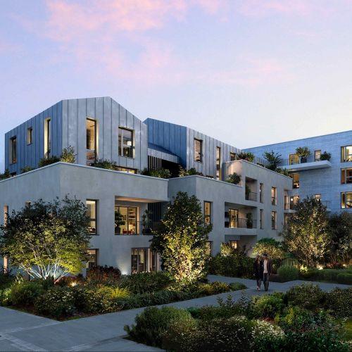 logement neuf extérieur 1 Amytis - ST MAUR DES FOSSES