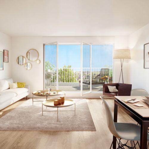 logement neuf intérieur - TALENCE