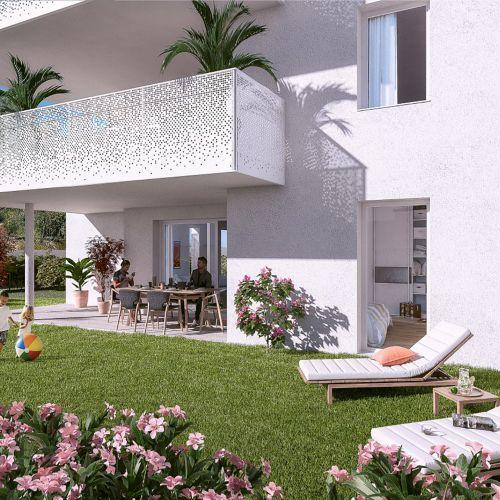 logement neuf extérieur 2 Domaine d'Antonin - MONTPELLIER