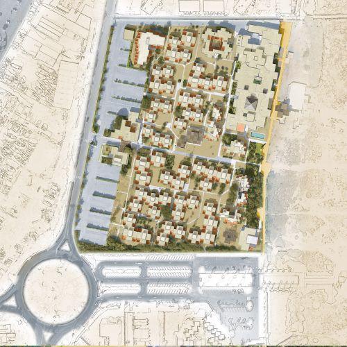 logement neuf plan LES CARRATS  - PORT LEUCATE