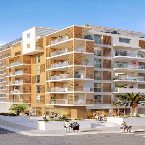 logement neuf extérieur Cap Liguria - ROQUEBRUNE CAP MARTIN