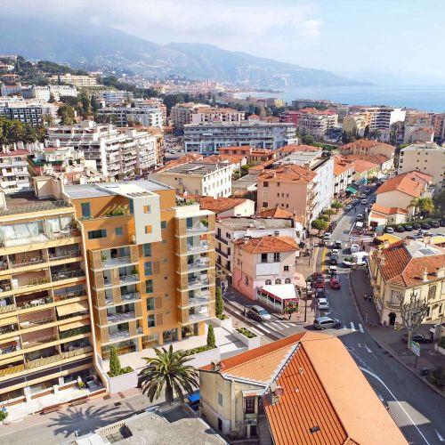 logement neuf extérieur 1 Cap Liguria - ROQUEBRUNE CAP MARTIN
