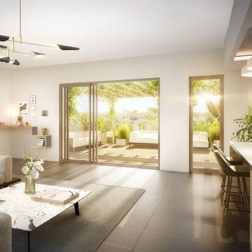 logement neuf intérieur ADN Borely - MARSEILLE 08
