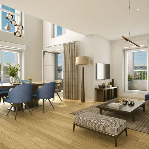 logement neuf intérieur 1 PRYSM - CLICHY